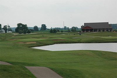 copper ridge golf course